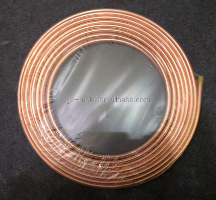 refrigeration copper tube coil