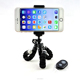 bluetooth remote control camera shutter with cell phone tripod adapter for phone bluetooth with holder