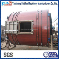 animal skin processing machine