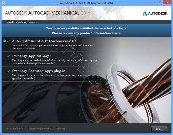 Autodesk программного обеспечения Autocad механический английский версия цвет пластик чехол для win 32bit
