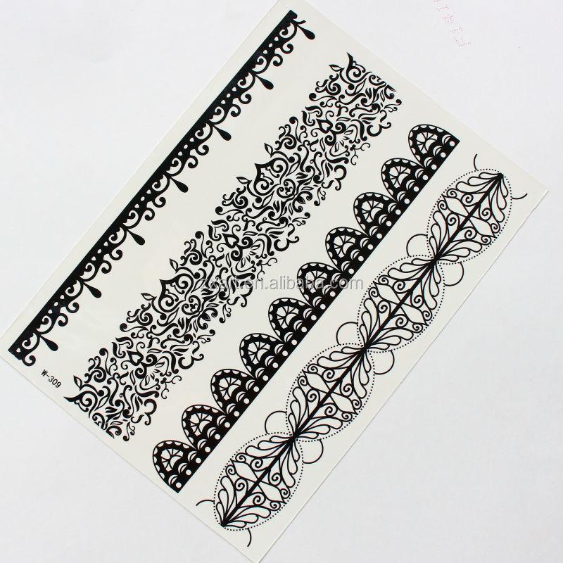 Aergrafo Dibujo Tatuaje Henna Buy Tatuaje De Henna Plantillas