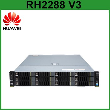 Huawei Two intel xeon E5-2600 V3 CPU rack server RH2288 V3