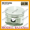 The First Sales Good Quality Scooter Piston Diameter 61mm Motorcycle Piston for BAJAJ