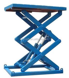 2019 Stationary scissor lift hydraulic lift electric scissor lift with 5ton capacity