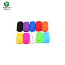 Silicone Car Key Cover, Car Key Silicone Case with different colors