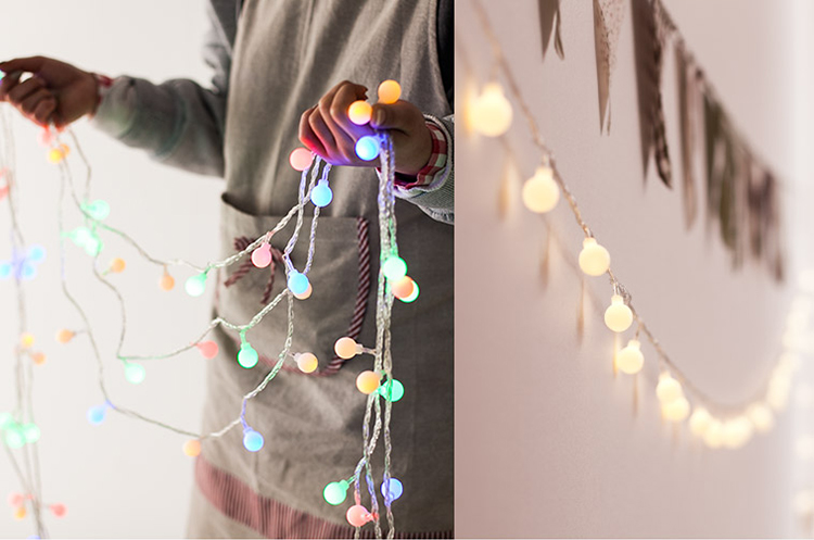 5m 10m 25m festoon light bulb strands outdoor vintage led string lights