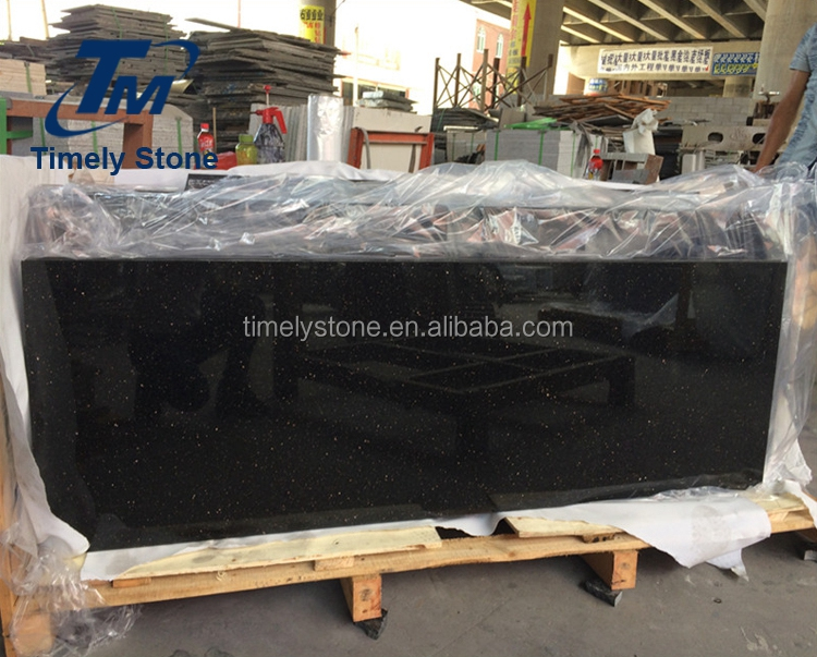 marble block buyers black galaxy granite slab