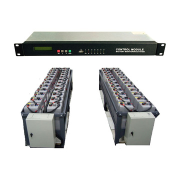 HUASU Battery Monitoring System BMS Applied to Bank Transportation Data Center