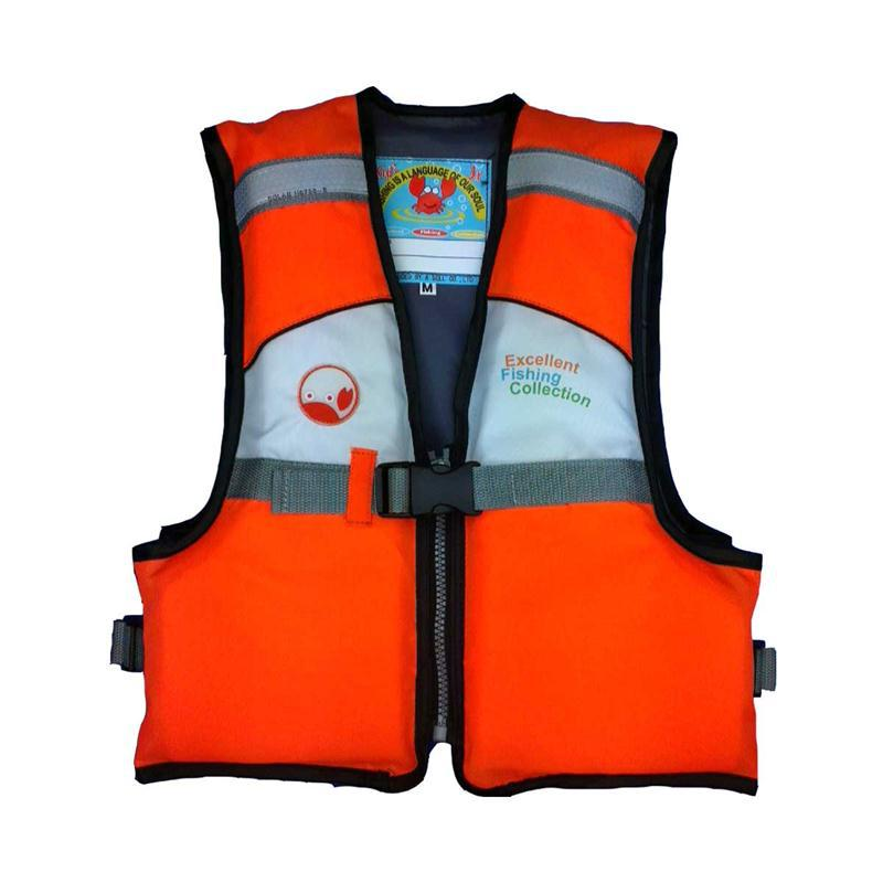 Outdoor Professional Children Life Jacket Kids Swim Jacket Vest Swimming Training Aid Survival Suit for 2-14 Years Old