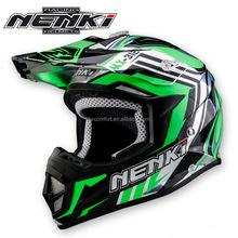NENKI Motorcycle Helmet Frosted Men s Face Motocross Helmet Strong ... d11b657776
