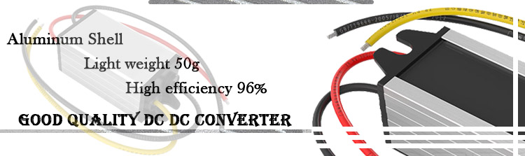 WEAMXPOWER car voltage step down 5a dc dc step down buck converter 24vdc to 12vdc