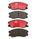High quality brake pad for korea cars