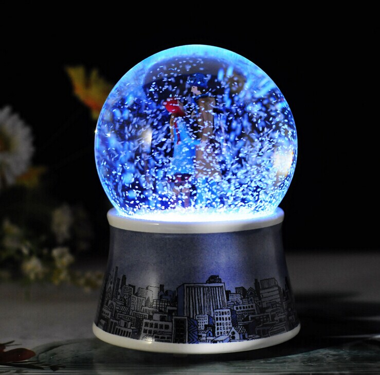Christmas photo snowball snow globe buy