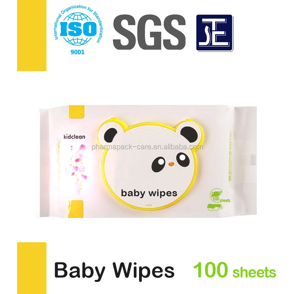 Plastic Lid/cover Private Label Baby Wipe Factory Wholesale Baby ...