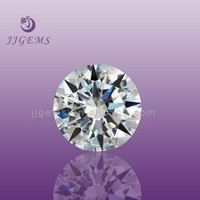 Loose Signity Stone Round Cubic Zircon for jewelry
