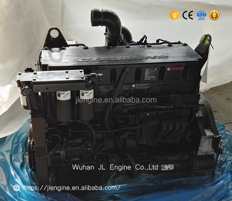 Heavy Truck QSM11 Engine 11L Diesel Engine in Stock