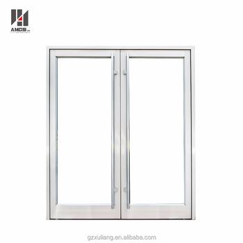 Commercial Facadeoffice Swing Aluminum Double Glass Door Buy
