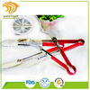New Product Stainless Steel and Silicone Tongs For Food