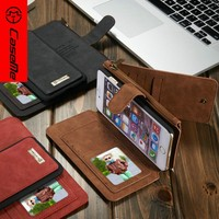 Mobile phone accessories,Wallet Leather Case For iPhone 6s plus