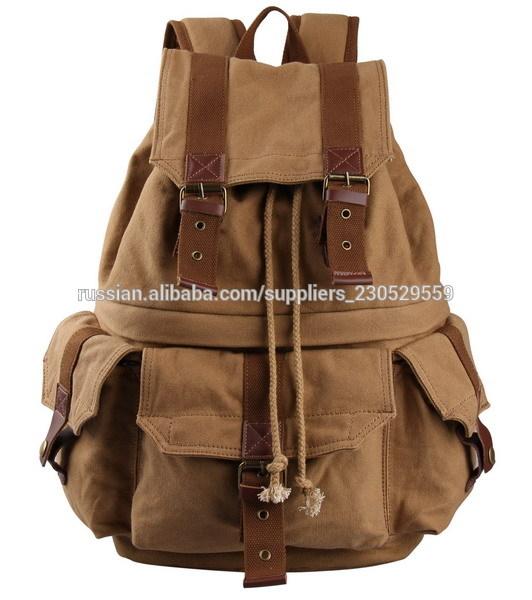 Рюкзаки из холста рюкзаки justo creazione официальный сайт