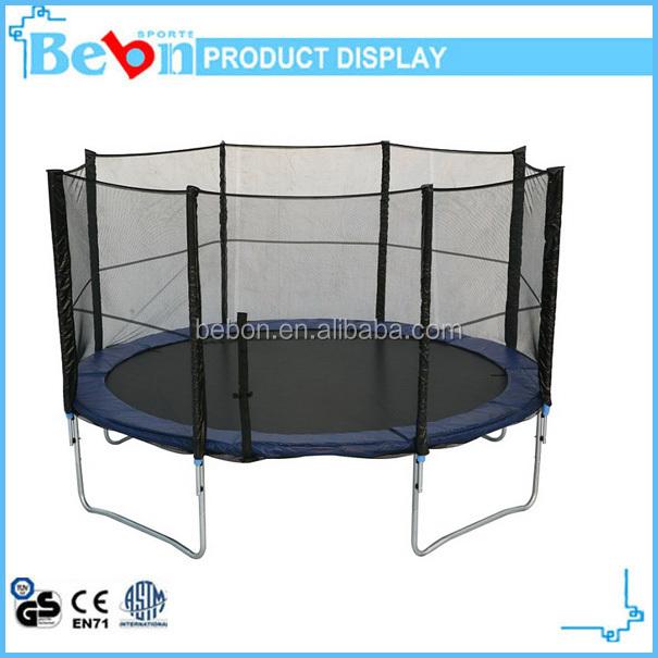 High Quality Kids Indoor 12ft Trampoline Bed Gymnastic