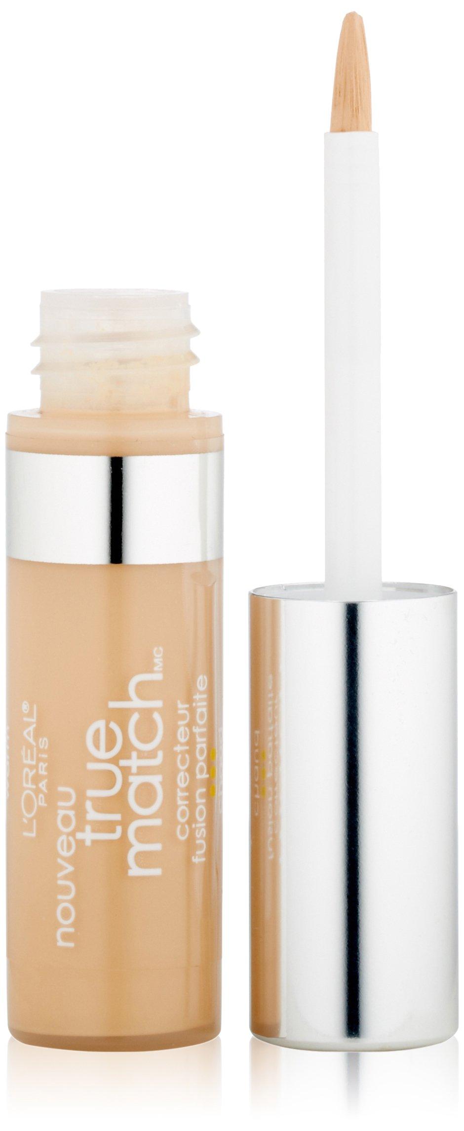 L'Oréal Paris True Match Super-Blendable Concealer, Fair/Light Warm, 0.17 fl. oz.