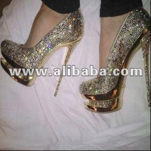 Double Platform Heels