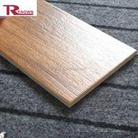 luxury tiles wooden floor tiles/ceramic wall tile 6mm thickness