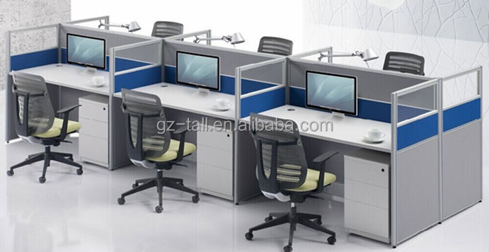Wholesale Modern Office Cubicle Workstation Modular Call