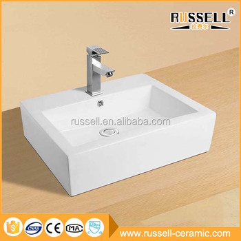 Good Quality Custom Ceramic Foot Wash Pedicure Sinks For Sale