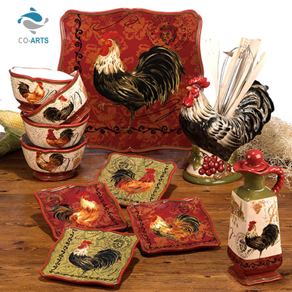 Specialized design various ceramic housewares kitchenware