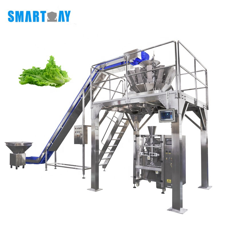 Smart Weigh pack foodrice vertical packing machine factory for food weighing-2