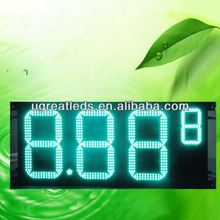 Alibaba new product barber sign RF big size open signs with price large temperature humidity display