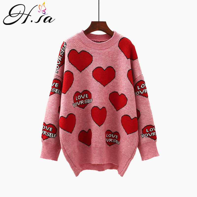 Women's Clothing Collection Here Y Demo Harajuku Design Lantern Sleeve Womens Sweatshirt Chinese Printing Thicken Pullover