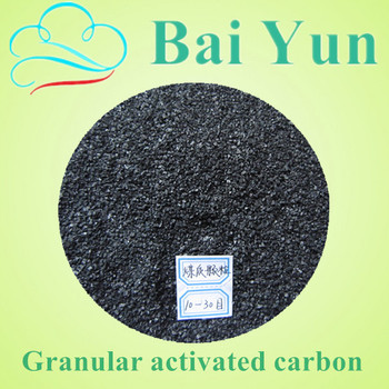Ctc 80% 6-12 Mesh Coal Based Activated Carbon Air Filter