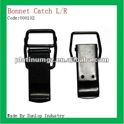 Toyota Hiace parts Bonnet Catch Hiace 000102 L+R Hiace commuter parts