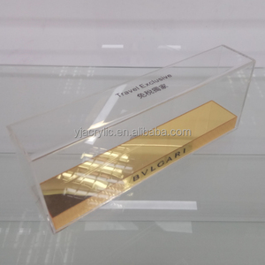 clear acrylic boxes waterproof
