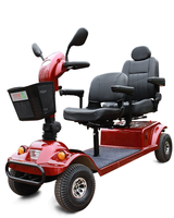 Best Adult electric mobility scooter DB22 with 2 seats