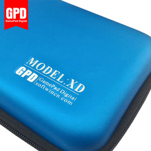 GPD Hard Travel Carry Case Cover Bag Pouch Sleeve Compatible For GPD XD Game Console New 3DS XL LL PS Vita (Blue)