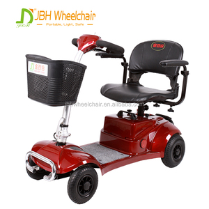 High quality Safe Outdoor Handicapped Single small wheel electric scooter
