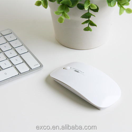 EXCO 2014 Latest Wireless Mouse 2.4 G hot Selling cool design 2.4G Wireless Mouse