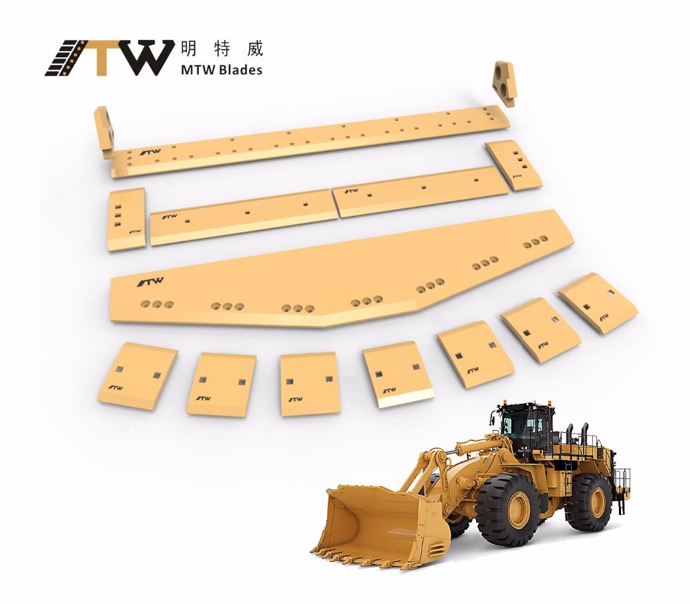 Loader Cutting Edges And Segments - Buy Loader Bucket Cutting Edge,Wheel  Loader Cutting Edge,Cutting Edge 5d9553 Product on Alibaba com