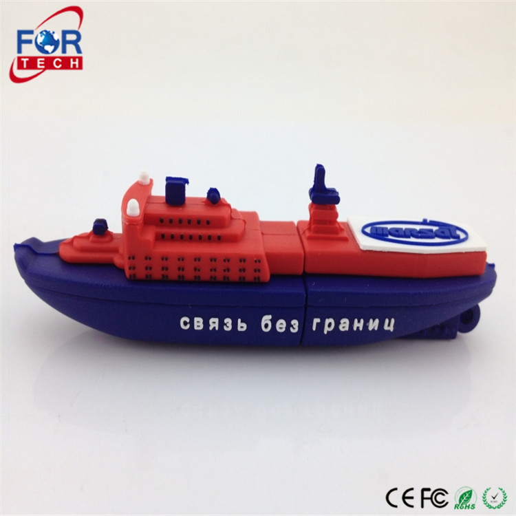 Customized customer shape and customer logo soft pvc truck usb driver flash memory stick 2gb 4gb 8gb 16gb