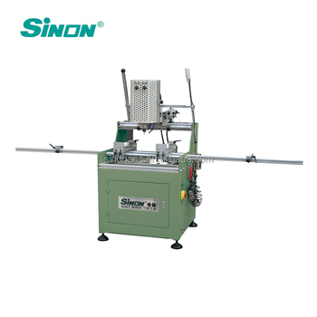 HSD Spindle Copy Routing Machine for Aluminum Window Profile