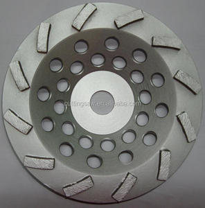 Diamond cup grinding wheels for concrete,marble