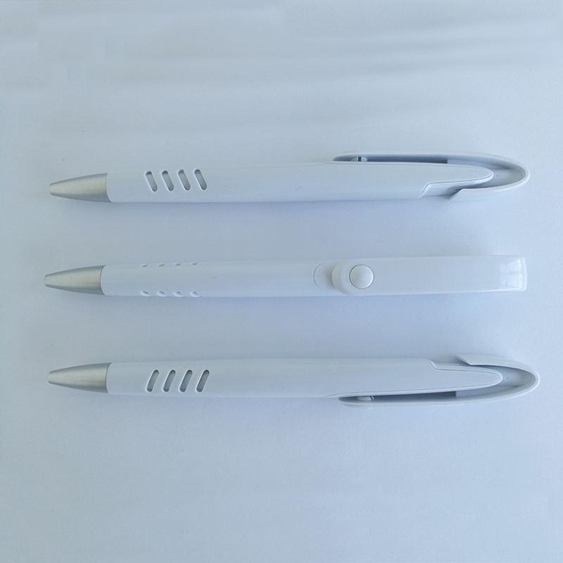 cheap price press type ballpoint pen sublimation pen with company logo