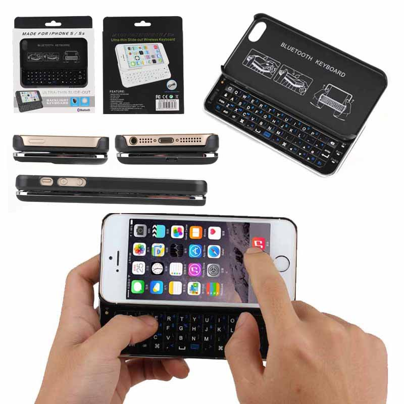 Full Qwerty Keyboard Case For Iphone 6,For Iphone 6 Bluetooth ...