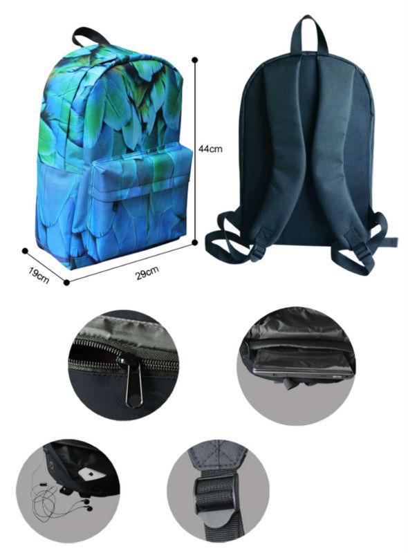 Big Backpacks For High School Girls | Frog Backpack