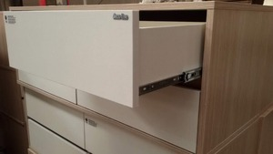 Four Drawers Medical Cabinet