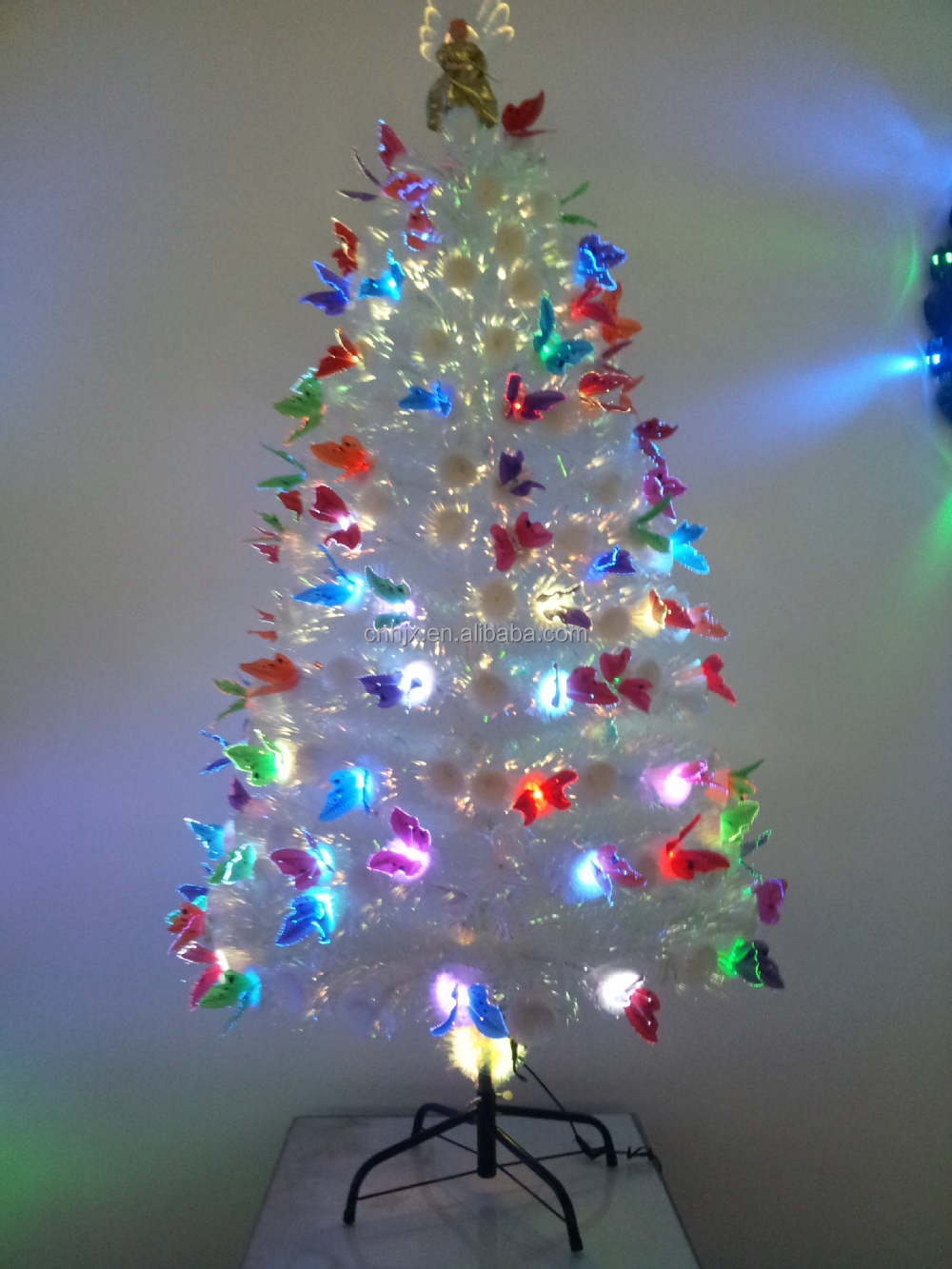 Christmas Fiber Optic Tree